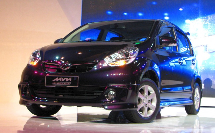 2011 Perodua Myvi – full details and first impressions Image #166874