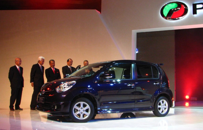2011 Perodua Myvi – full details and first impressions Image #166873