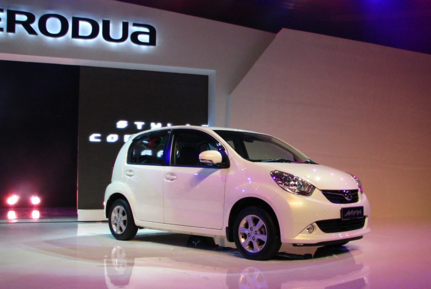2011 Perodua Myvi – full details and first impressions Image #166870