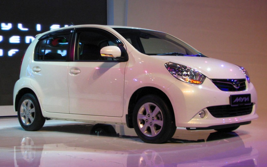 2011 Perodua Myvi – full details and first impressions Image #166867