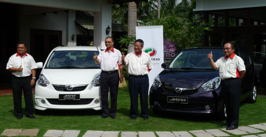 2011 Perodua Myvi – full details and first impressions Image #166908
