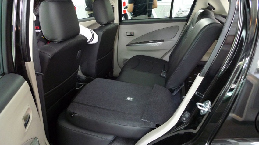 2011 Perodua Myvi – full details and first impressions Image #166884