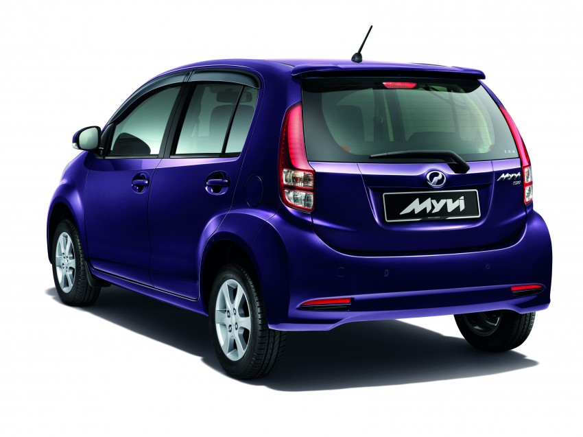2011 Perodua Myvi – full details and first impressions Image #166814