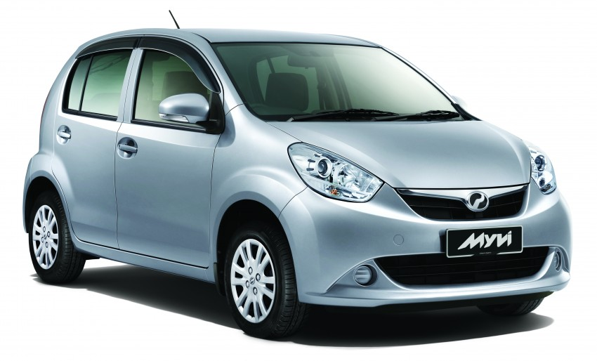 2011 Perodua Myvi – full details and first impressions Image #166784