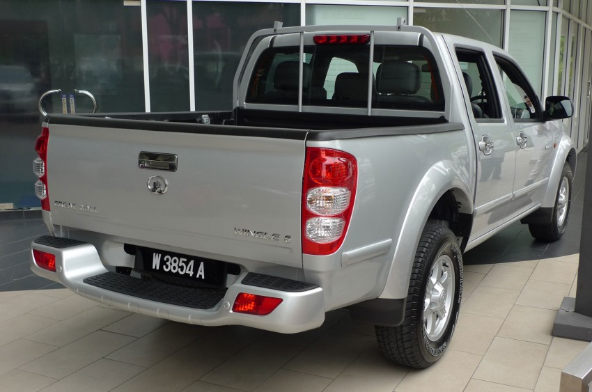 Great Wall Motor comes to Malaysia – Haval diesel SUV at RM120k, Wingle pick-up truck starts from RM59,888! Image #171076