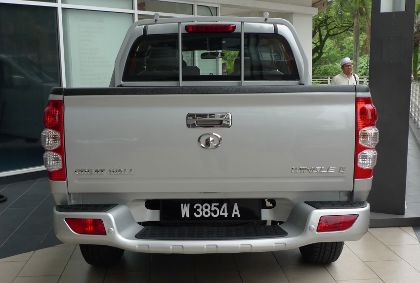 Great Wall Motor comes to Malaysia – Haval diesel SUV at RM120k, Wingle pick-up truck starts from RM59,888! Image #171077