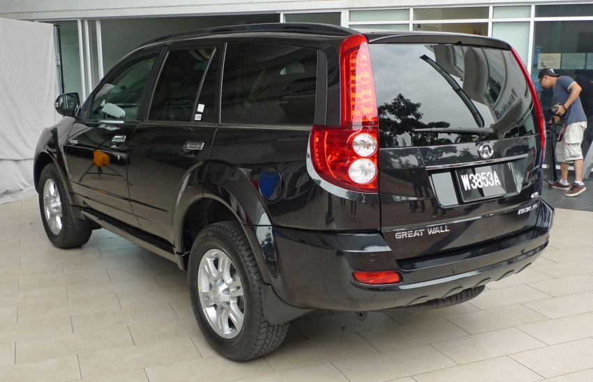 Great Wall Motor comes to Malaysia – Haval diesel SUV at RM120k, Wingle pick-up truck starts from RM59,888! Image #171051