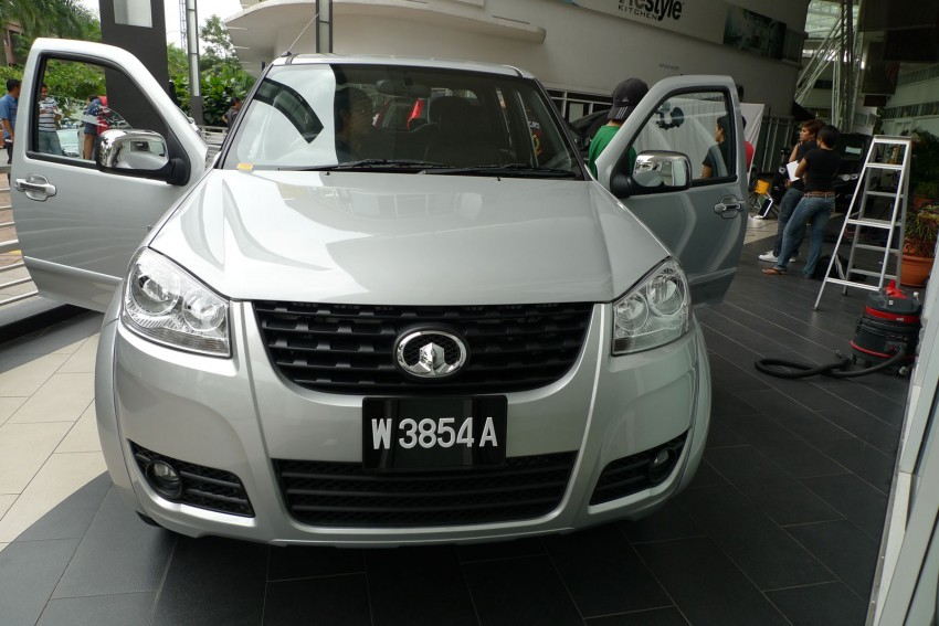 Great Wall Motor comes to Malaysia – Haval diesel SUV at RM120k, Wingle pick-up truck starts from RM59,888! Image #171072