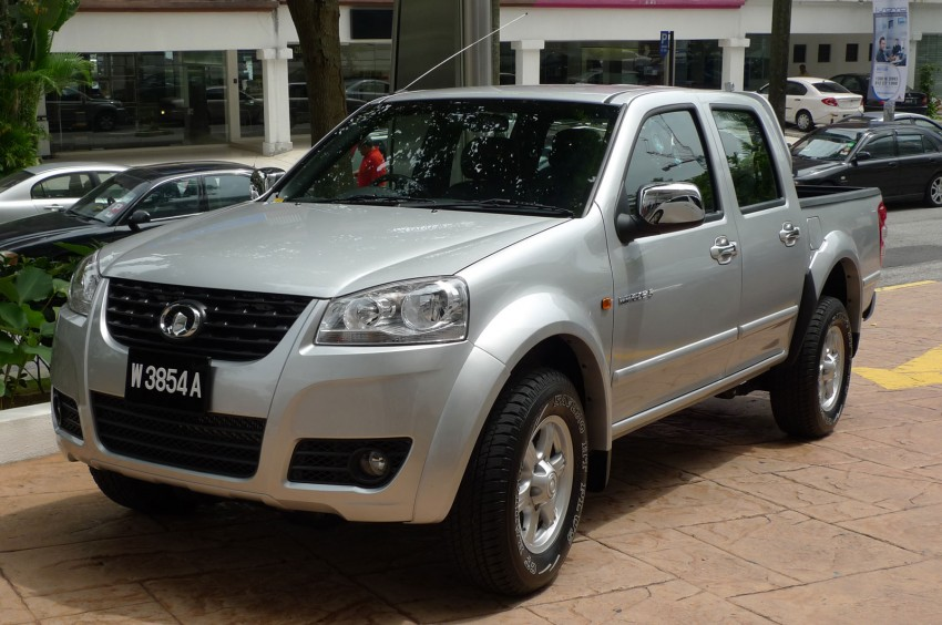 Great Wall Motor comes to Malaysia – Haval diesel SUV at RM120k, Wingle pick-up truck starts from RM59,888! Image #171068
