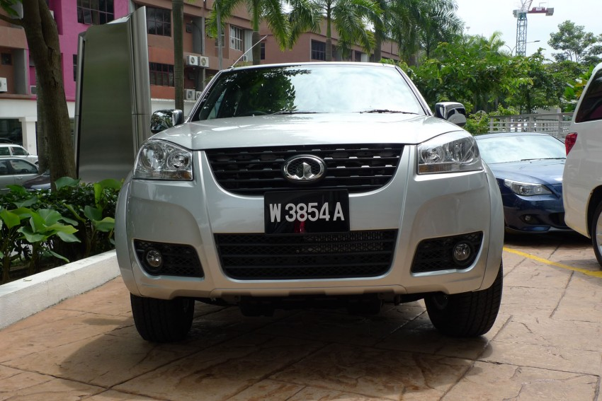 Great Wall Motor comes to Malaysia – Haval diesel SUV at RM120k, Wingle pick-up truck starts from RM59,888! Image #171060