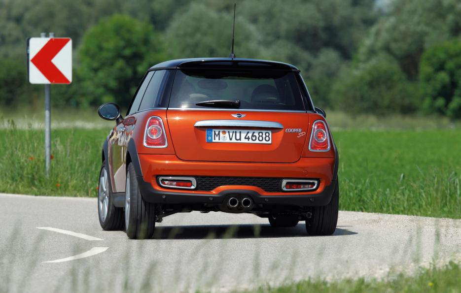 What Is A Diesel Mini Cooper S The Cooper Sd Of Course