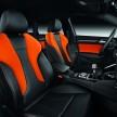 Audi A3 Sportback/Audi design selection, Innenraum