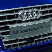 Audi A3 Sportback TCNG/Detail