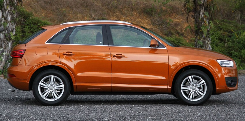 Audi Q3 2.0 TFSI 170hp Test Drive Review Image #115500