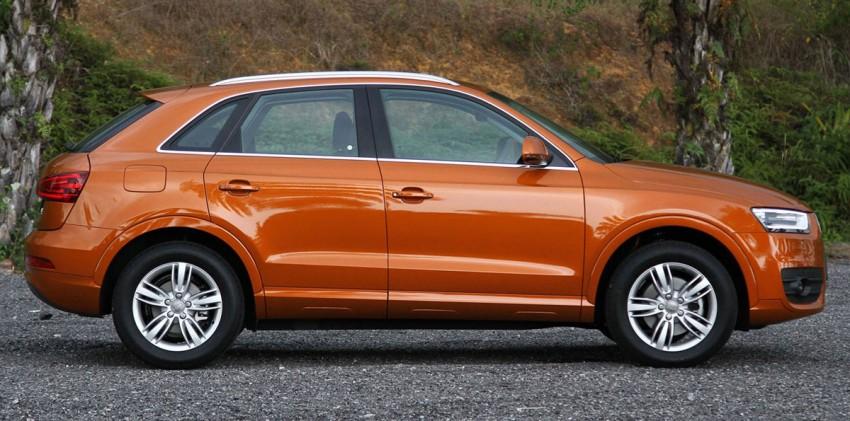 Audi Q3 2.0 TFSI 170hp Test Drive Review Image #115500