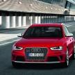 Audi RS 4 Avant /Standaufnahme