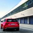 Audi RS 4 Avant /Fahraufnahme