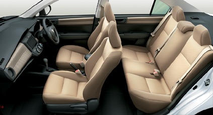 2012 Toyota Corolla Axio launched in Japan – does it preview the next generation Corolla Altis interior? Image #107308