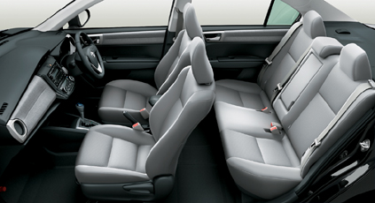 2012 Toyota Corolla Axio launched in Japan – does it preview the next generation Corolla Altis interior? Image #107309