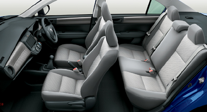 2012 Toyota Corolla Axio launched in Japan – does it preview the next generation Corolla Altis interior? Image #107310