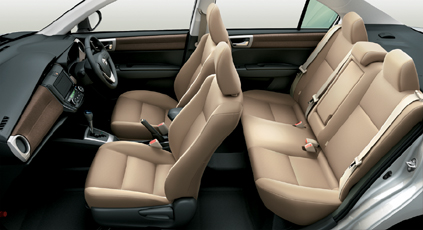 2012 Toyota Corolla Axio launched in Japan – does it preview the next generation Corolla Altis interior? Image #107311