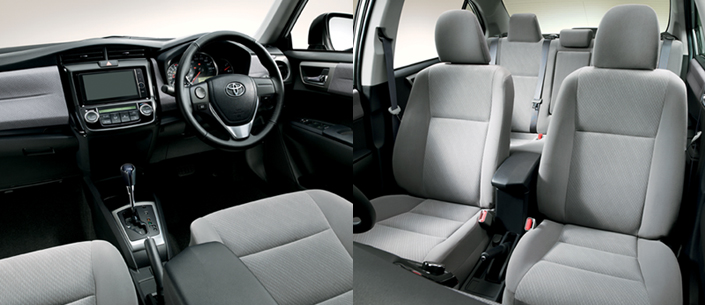 2012 Toyota Corolla Axio launched in Japan – does it preview the next generation Corolla Altis interior? Image #107316