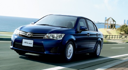 2012 Toyota Corolla Axio launched in Japan – does it preview the next generation Corolla Altis interior? Image #107317