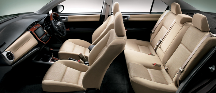 2012 Toyota Corolla Axio launched in Japan – does it preview the next generation Corolla Altis interior? Image #107318