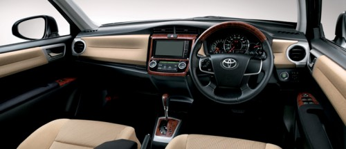 2012 Toyota Corolla Axio Launched In Japan Does It