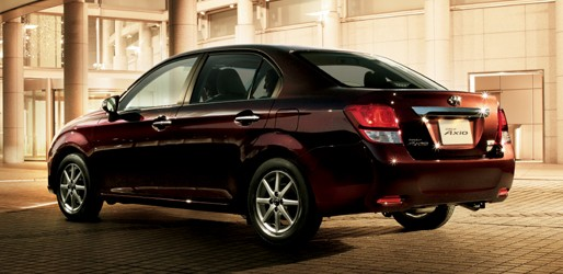 2012 Toyota Corolla Axio launched in Japan – does it preview the next generation Corolla Altis interior? Image #107320