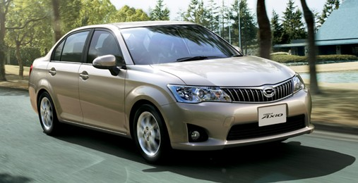 2012 Toyota Corolla Axio launched in Japan – does it preview the next generation Corolla Altis interior? Image #107321