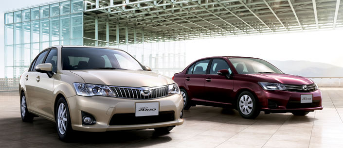 2012 Toyota Corolla Axio launched in Japan – does it preview the next generation Corolla Altis interior? Image #107322