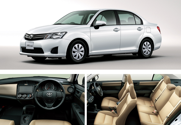 2012 Toyota Corolla Axio launched in Japan – does it preview the next generation Corolla Altis interior? Image #107330