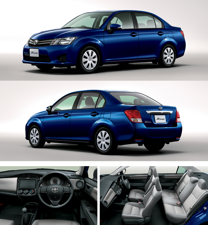 2012 Toyota Corolla Axio launched in Japan – does it preview the next generation Corolla Altis interior? Image #107332