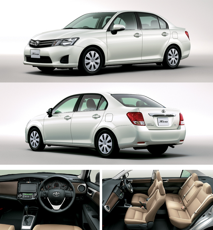2012 Toyota Corolla Axio launched in Japan – does it preview the next generation Corolla Altis interior? Image #107333