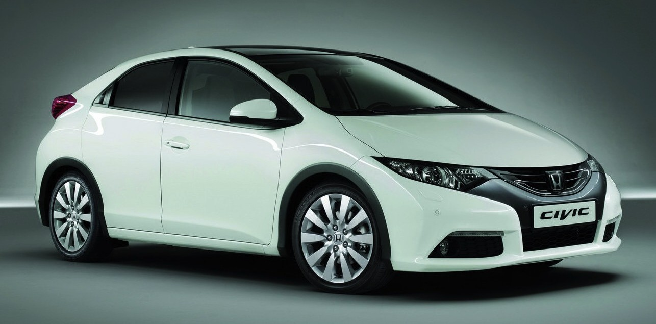European Honda Civic to get new 1.6 litre turbodiesel Paul ...