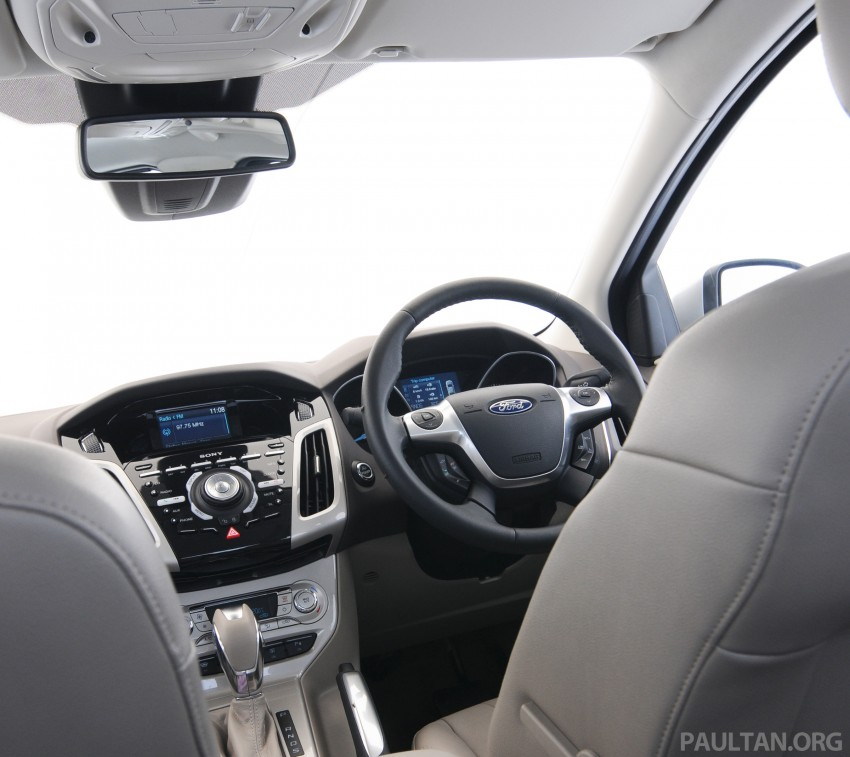DRIVEN: New Ford Focus Hatch and Sedan in Krabi Image #119062
