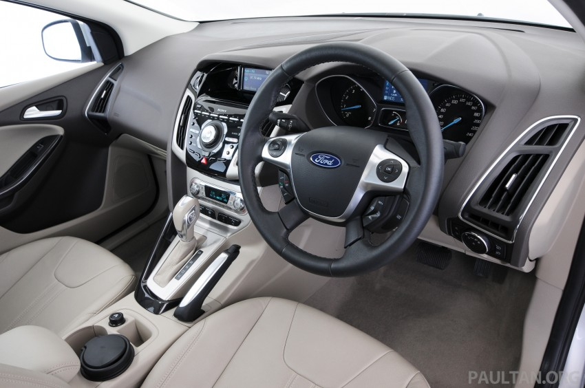 DRIVEN: New Ford Focus Hatch and Sedan in Krabi Image #119052