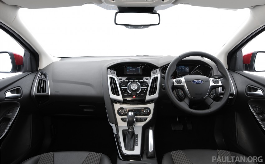 DRIVEN: New Ford Focus Hatch and Sedan in Krabi Image #119077