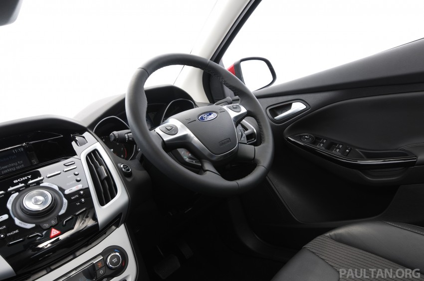 DRIVEN: New Ford Focus Hatch and Sedan in Krabi Image #119070