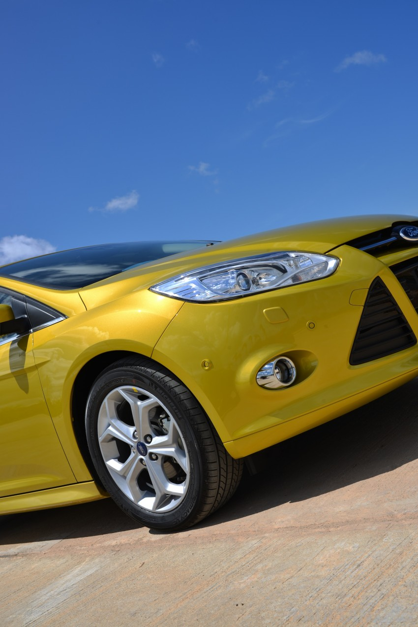 DRIVEN: New Ford Focus Hatch and Sedan in Krabi Image #118737
