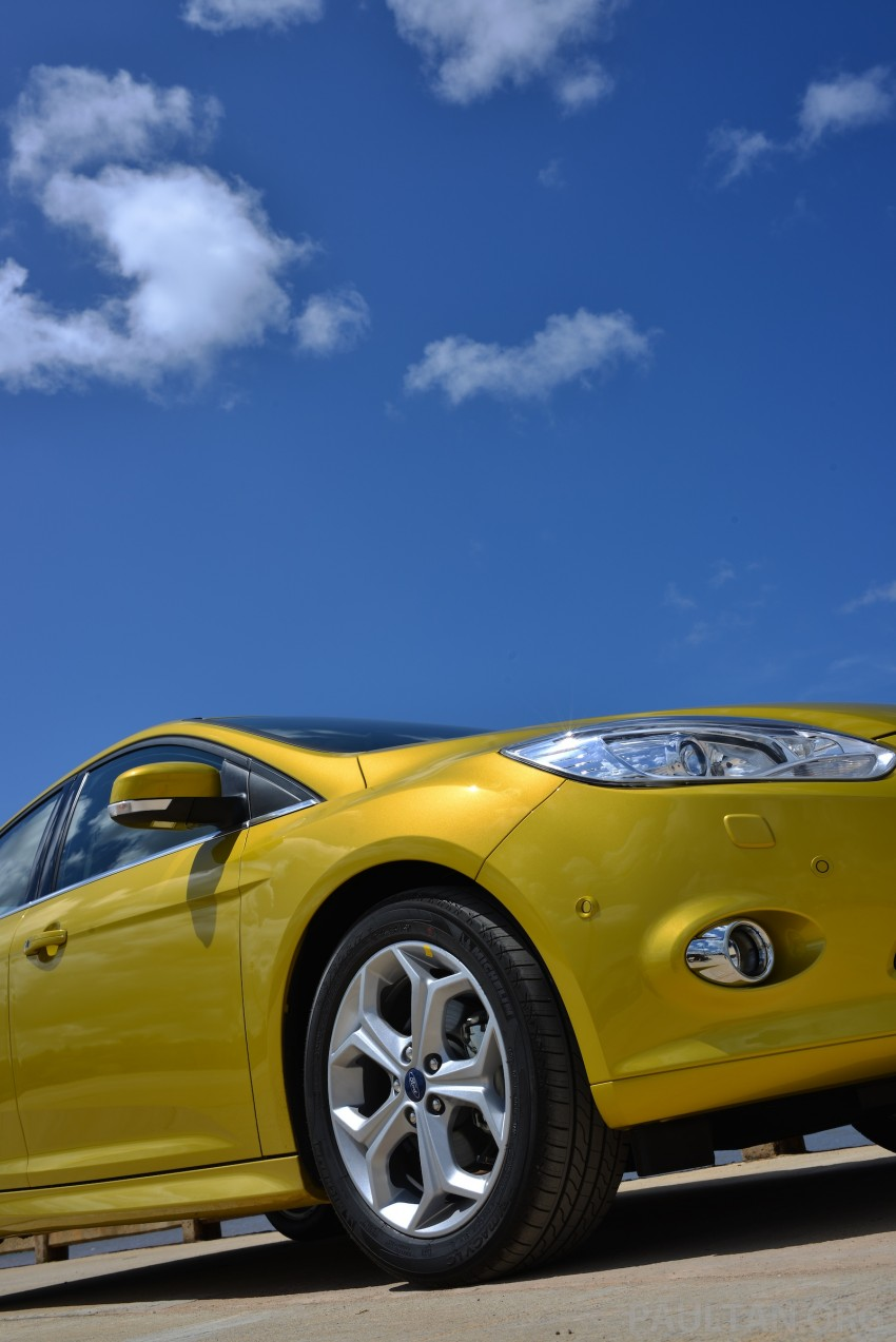 DRIVEN: New Ford Focus Hatch and Sedan in Krabi Image #118738