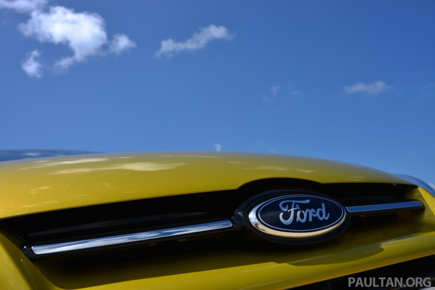 DRIVEN: New Ford Focus Hatch and Sedan in Krabi Image #118739