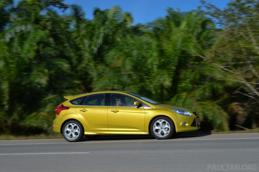 DRIVEN: New Ford Focus Hatch and Sedan in Krabi Image #118869