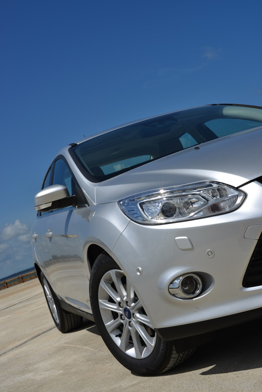DRIVEN: New Ford Focus Hatch and Sedan in Krabi Image #118741