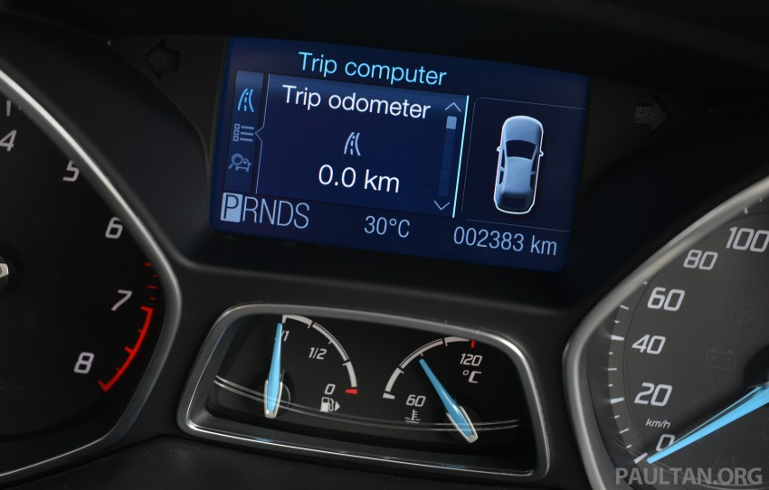 DRIVEN: New Ford Focus Hatch and Sedan in Krabi Image #118889