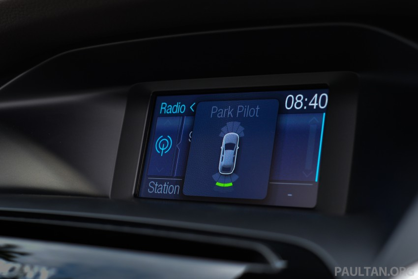 DRIVEN: New Ford Focus Hatch and Sedan in Krabi Image #118894