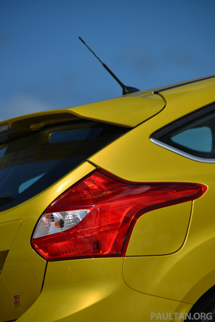 DRIVEN: New Ford Focus Hatch and Sedan in Krabi Image #118744