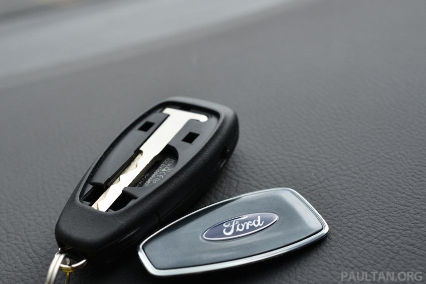 DRIVEN: New Ford Focus Hatch and Sedan in Krabi Image #118909