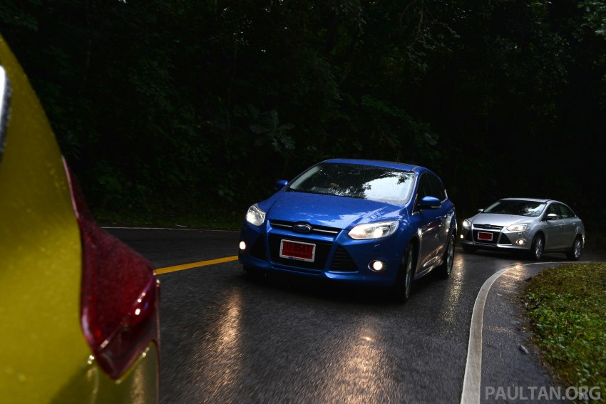 DRIVEN: New Ford Focus Hatch and Sedan in Krabi Image #118918